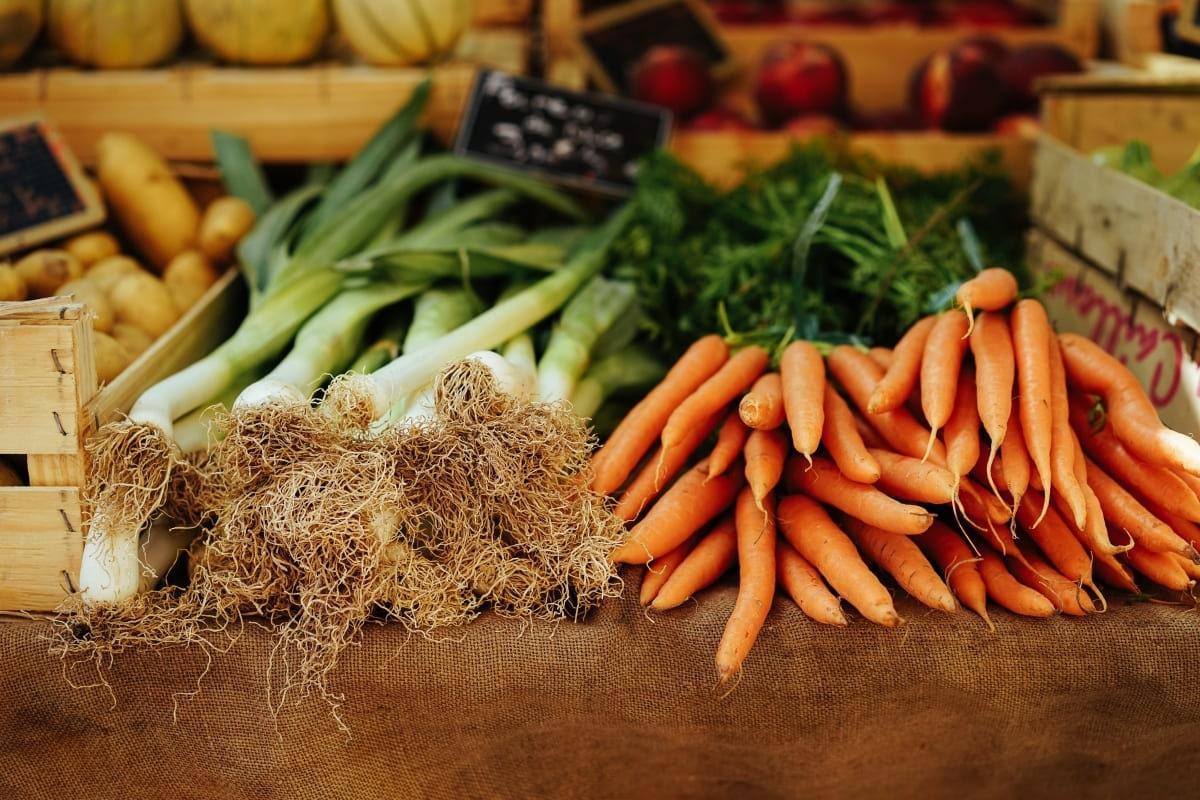 Agricultura ecológica objetivos